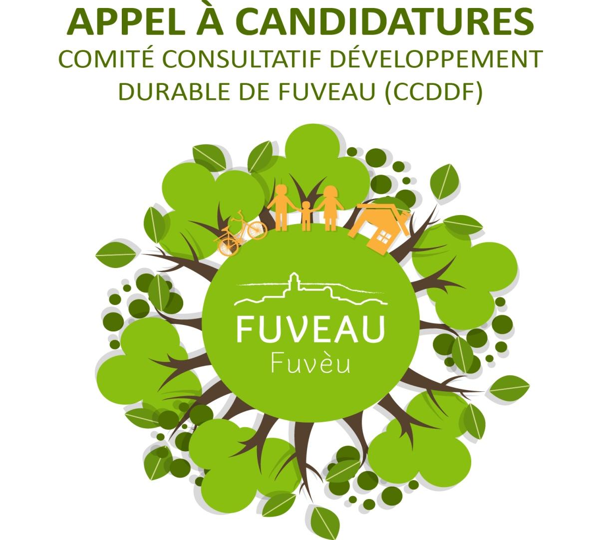 2021 03 02 Appel à candidature Comité consultatif développement durable